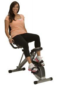 exerpeutic recumbent bike review