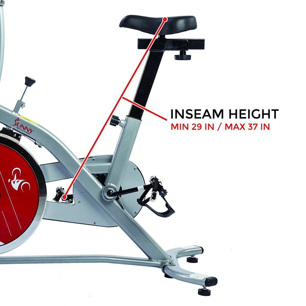 sunny exercise bike reviews